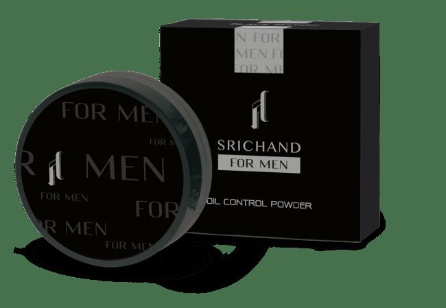 Srichand(シーチャン)「ブラックエディション オイルコントロールフェイスパウダー」