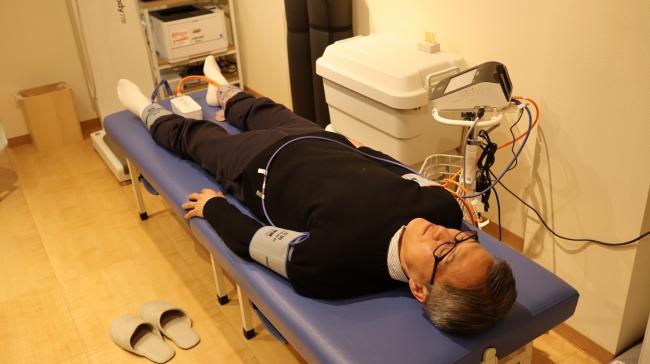 血管機能測定