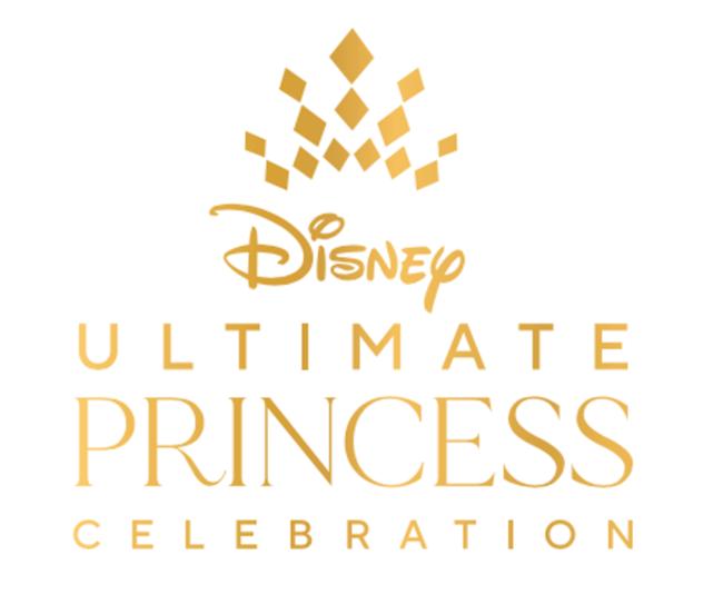 Ultimate Princess Celebrationロゴ