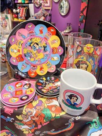 POP‐UP SHOP 販売商品イメージ(C)Disney