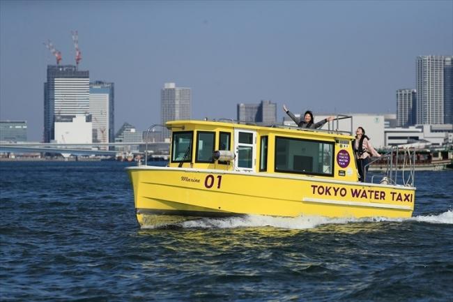「プルマン東京田町オリジナルコース」でレインボーブリッジへGO!