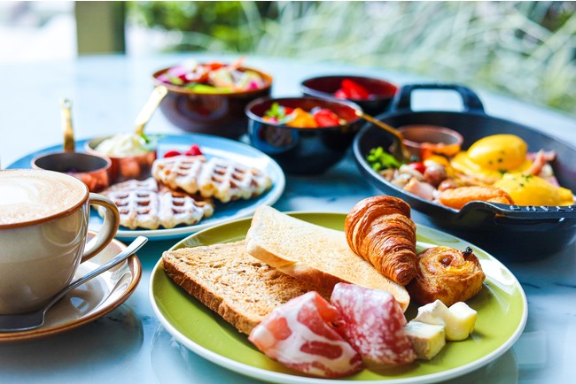 朝食(追加料金あり)