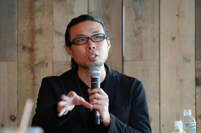 一般社団法人プレゼンテーション協会代表理事 前田 鎌利氏