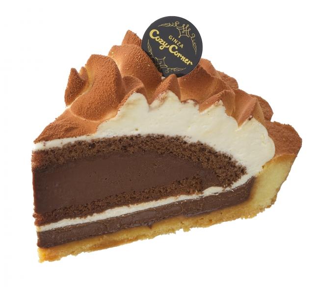 【コージーコーナー】濃厚ケーキフェア♪第2弾はチョコづくし! 11月13日より、濃厚な味わいを楽しめる新作チョコスイーツ3品を期間限定販売