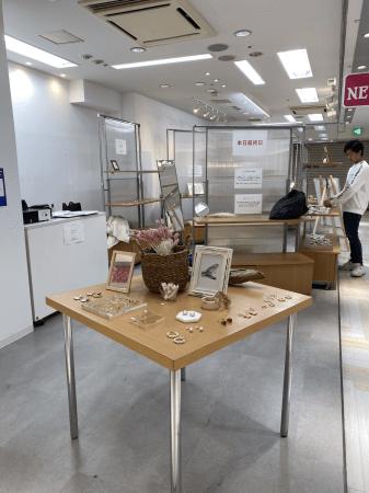 東京初上陸!大人気のアクセサリー卸売ショップbellerが渋谷マルイにて期間限定ポップアップストアを開催中!