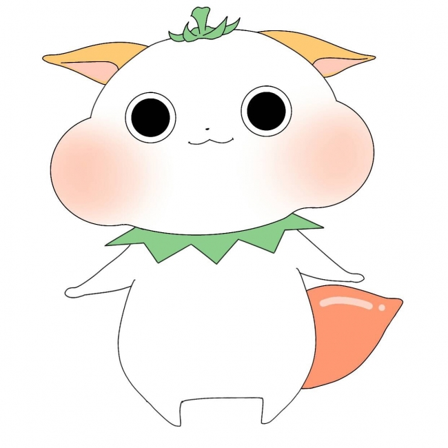 ポモロンキャラクターデザイン募集 最優秀賞「ぽも」