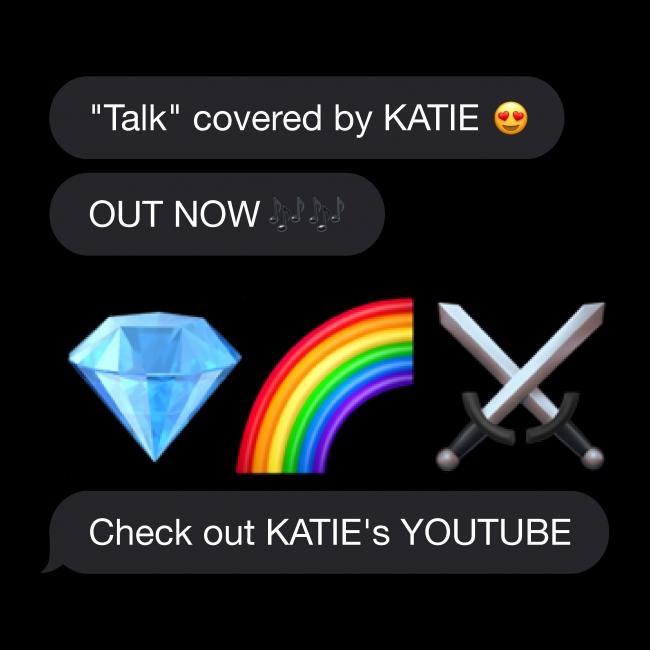 KATIE -Talk