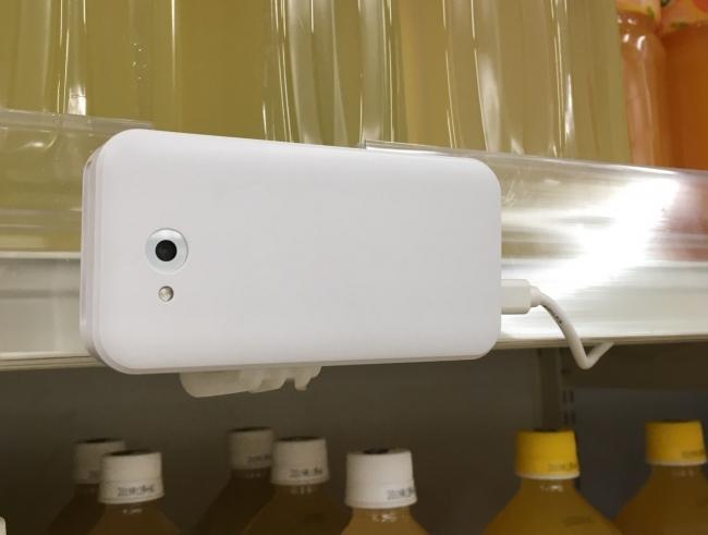 世界初の小売に特化したリテールAIカメラ