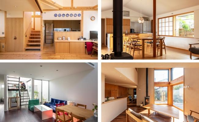 建築家の設計による住宅を通して建築家とコミュニケーションを取ることができます