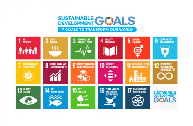 2015年9月国連サミットで採択された 「持続可能な開発のための2030アジェンダ」