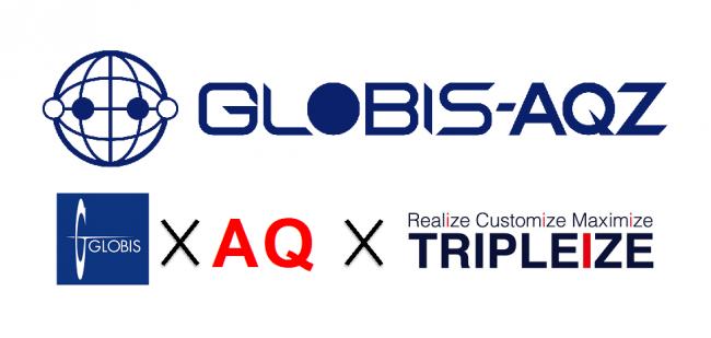 (イメージ)GLOBIS-AQZの「Z」はTRIPLEIZE(トリプルアイズ)の「Z」から。