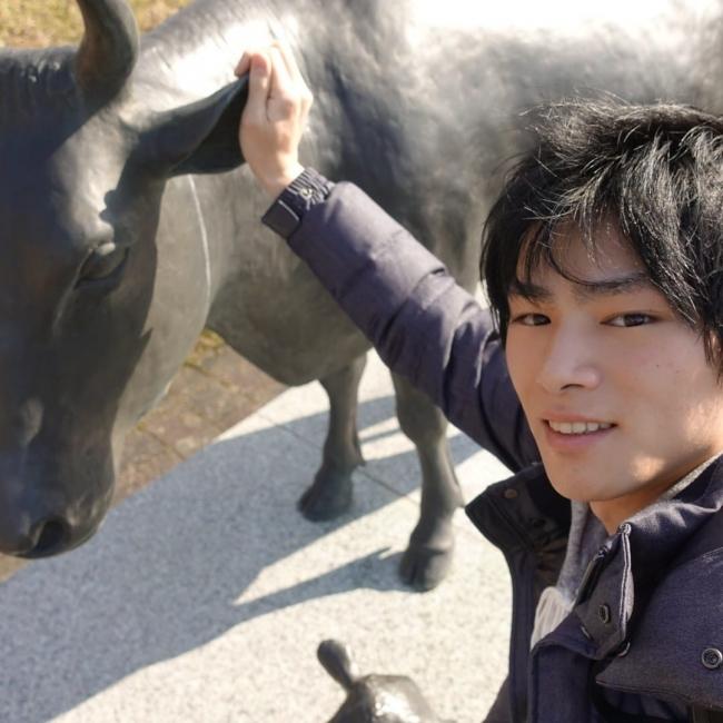 兵庫県立但馬牧場公園で撮影