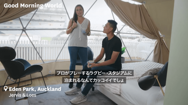 日本向けシリーズ動画の一部