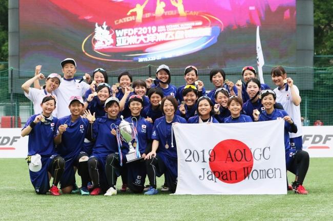 今年7月に行われたアジア・オセアニア選手権では男女ともに優勝。ミックス部門(男女混合)も準優勝とポイントを伸ばした。