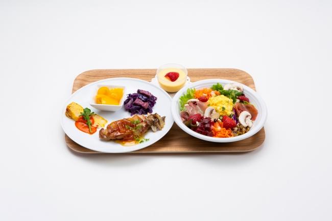 【ランチ】 スペシャルランチプレート(パンまたはライス、ドリンク付き)1,500円