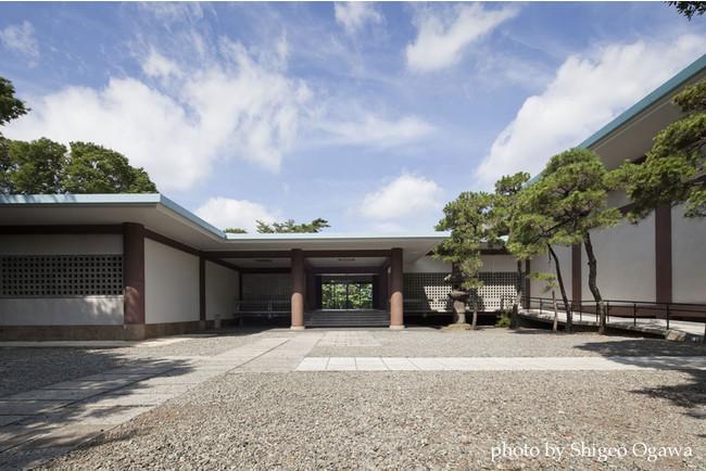 五島美術館(外観)