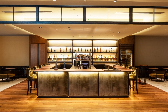 Bar & Dining 「TORRENT」バースペース