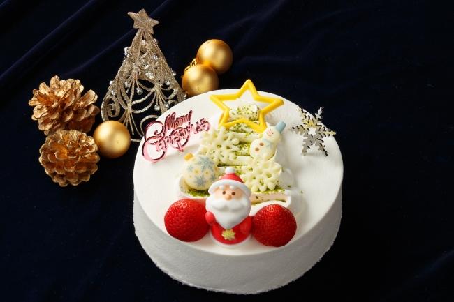 画像ークリスマスショートケーキ
