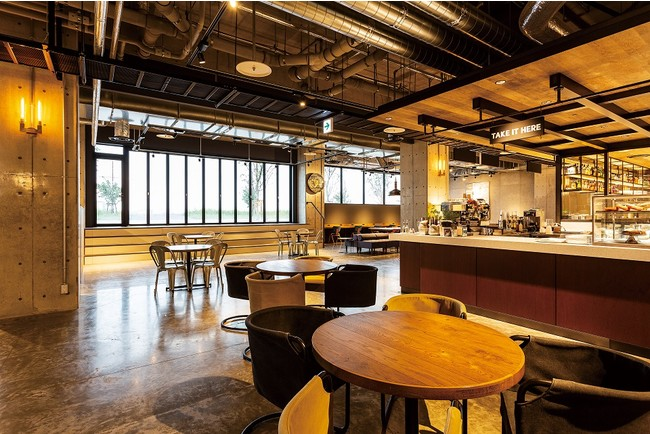 The WAREHOUSE BUSINESS LOUNGE & CAFE