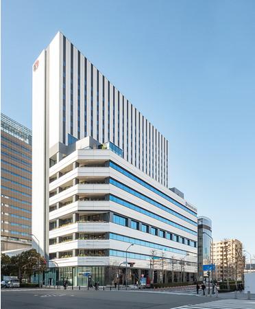 横浜東急REIホテル 外観イメージ
