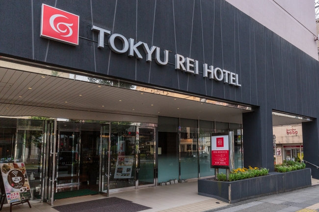 鹿児島東急REIホテル 外観
