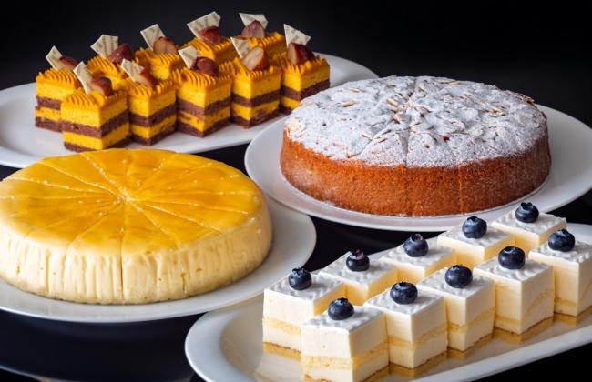 デザート各種イメージ