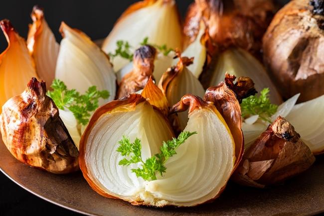 北海道産まるごと玉葱のロースト
