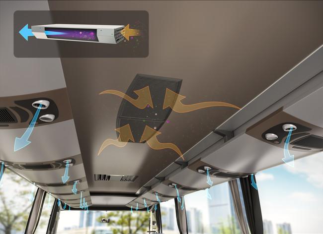 ヴァレオ バス向けシステム