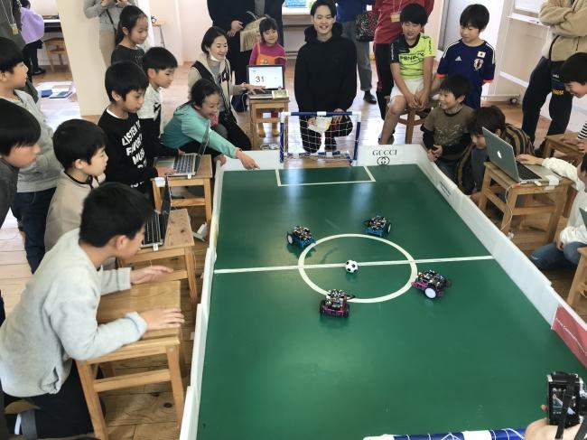 ロボットサッカー大会