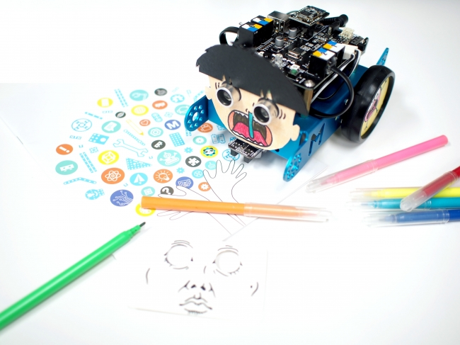 まことちゃんロボット