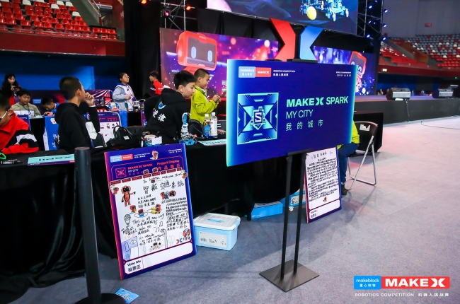 MakeX2019MyCity