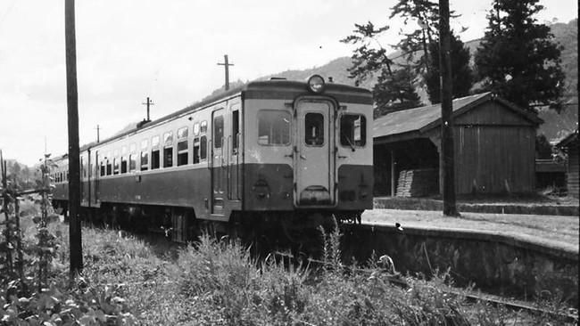 旧国鉄篠山線