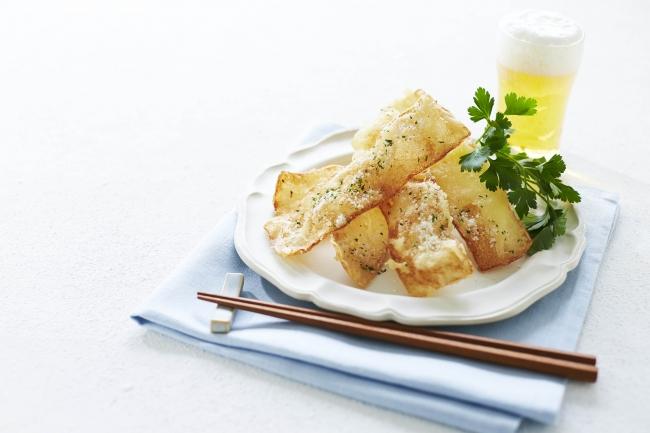 鈴廣かまぼこのチーズフリット