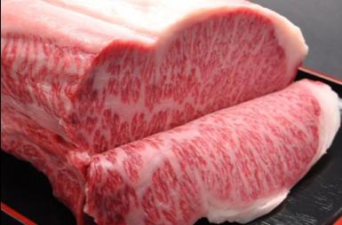 <年間に5~6頭しかとれない幻の和牛。 島根県の「かつべ牛」の飛び牛>