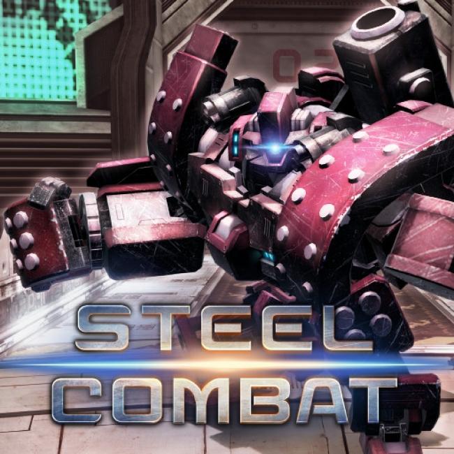 VRゲーム,STEEL COMBAT ,イメージ6