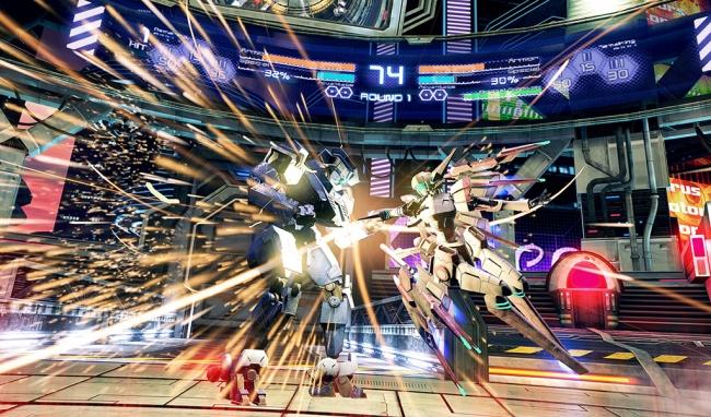 VRゲーム,STEEL COMBAT ,イメージ