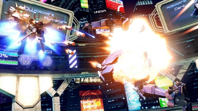 VRゲーム,STEEL COMBAT ,イメージ9