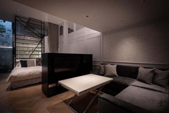 hotel azabu 10_客室 リュクス 1