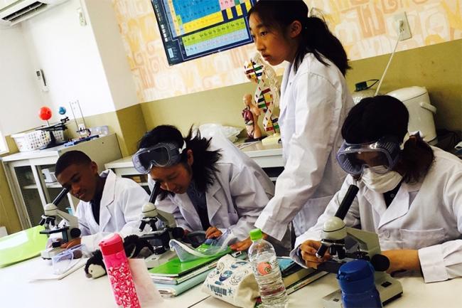 多様な生徒が学ぶ東京ウエストインターナショナルスクール