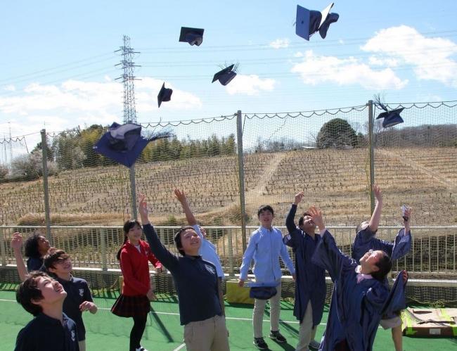 東京ウエストインターナショナルスクールを卒業した生徒たちは名門インターナショナルスクールをはじめ、私立学校にも合格しています。