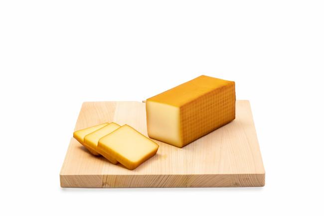 柿の木と梨の木チップの燻製チーズセット2.