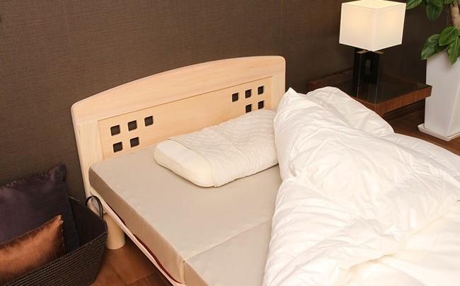 ひのきベッド『かおりちゃん』こまど