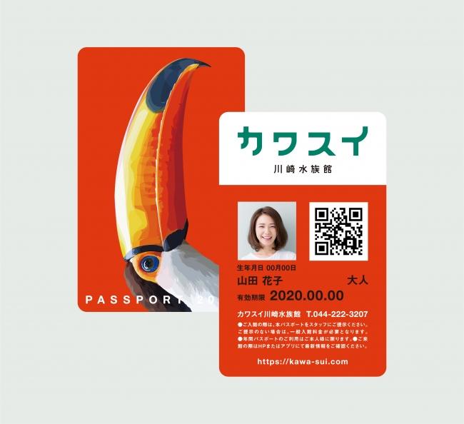 年間パスポートイメージ