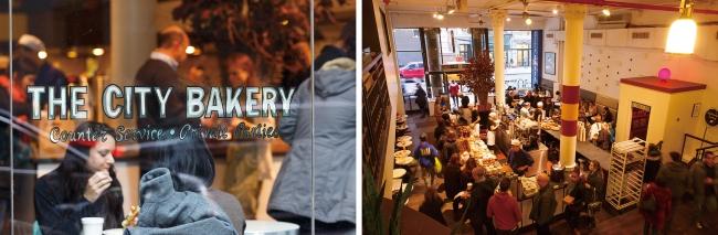 THE CITY BAKERY ニューヨーク本店