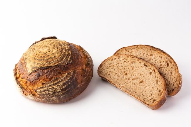 秦野産小麦 自家製粉コンプレ
