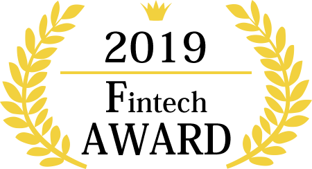 フィンテックアワード2019ロゴ