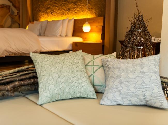 然-白樺 フラットレベルのソファ