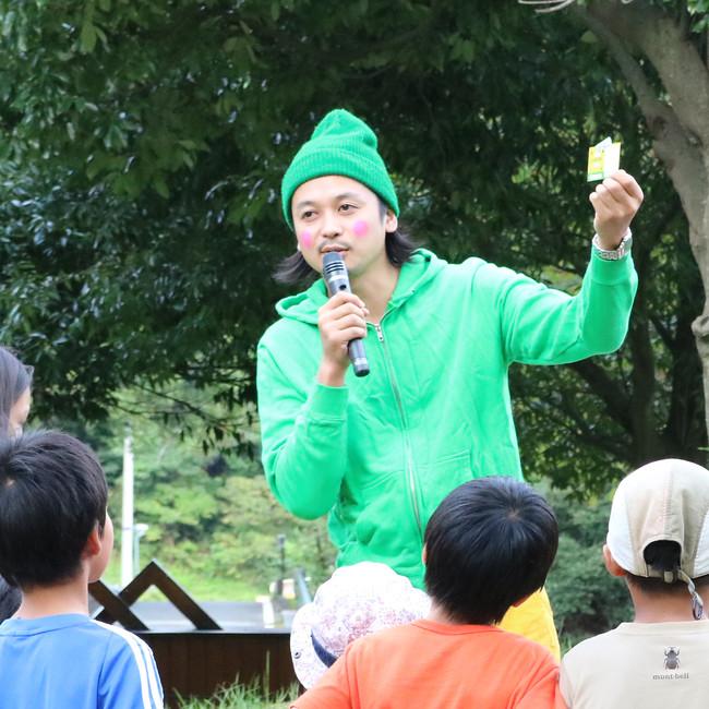 キャンプの妖精 ナイスキャンプマン