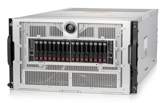HPE Apollo 6500 Gen10 Plus System