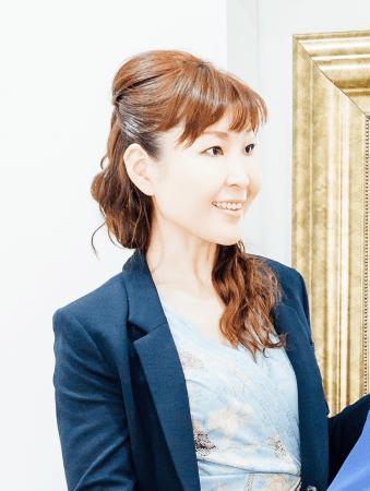 代表取締役・毛見純子